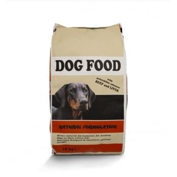 Pachet 2 x Dog Food by Ljubimetz Vita & Ficat, 10 kg