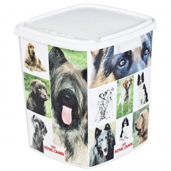 Container Royal Canin pentru Hrana de Caini