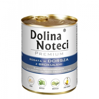 Dolina Noteci Cod si Brocoli 800 g imagine