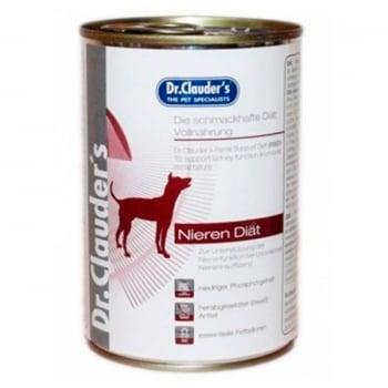 Dr. Clauder's Diet Dog Renal, 400 g imagine