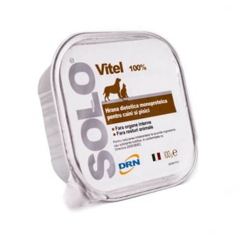 Solo DRN Dog Cat Vitel, 100 g