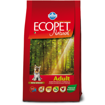 Ecopet Natural Adult Mini, 2.5kg