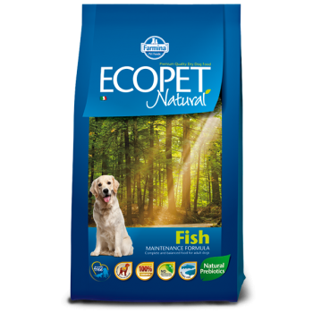 Ecopet Natural Fish 2.5 kg