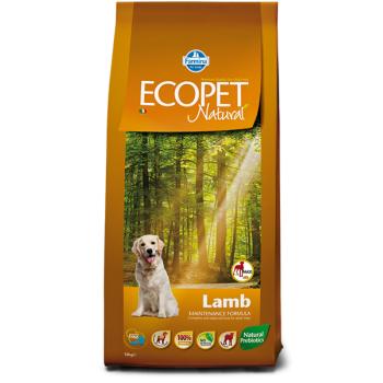 Ecopet Natural Lamb Maxi, 12 kg