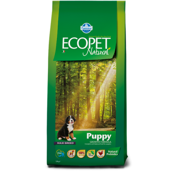 Ecopet Natural Puppy Maxi 12 kg