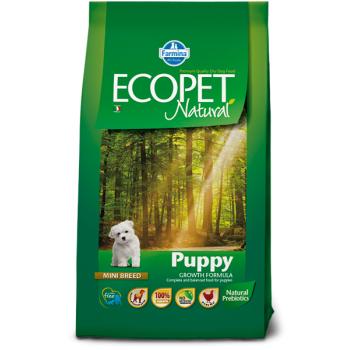 Ecopet Natural Puppy Mini 2.5 kg