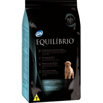 Equilibrio Puppies Large & Giant Breeds 25 kg