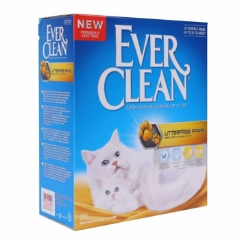 Ever Clean LitterFree Paws, 10L imagine