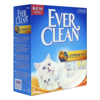 Ever Clean LitterFree Paws, 6L imagine