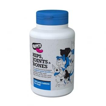 Supliment Nutritiv Fab Pets Hips, Joints & Bones, 150 tablete imagine