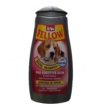 Sampon pentru Caini Fellow Sensitive Skin, 250 ml