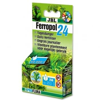 Fertilizator pentru plante JBL Ferropol 24, 10 ml