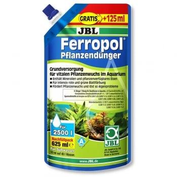 Fertilizator pentru plante JBL Ferropol Refill, 625 ml imagine