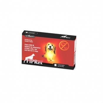 Fiprex Dog, 75 M, 3 Pipete imagine