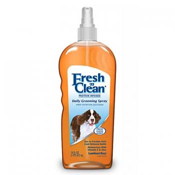 Fresh'n Clean Spray pentru Curatare Uscata a Cainilor