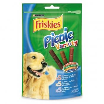Friskies Picnic Dog Variety, 126 g imagine