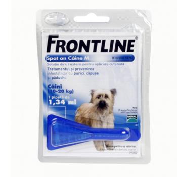 Frontline  Spot On  Caine 10 - 20kg