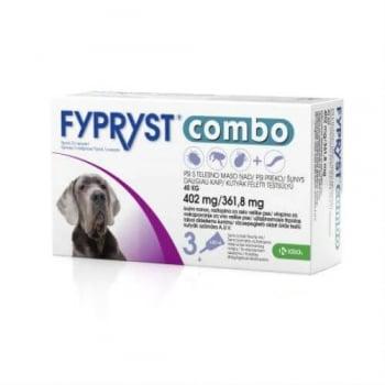 Fypryst Combo Dog XL (40-60kg) x 3 pip