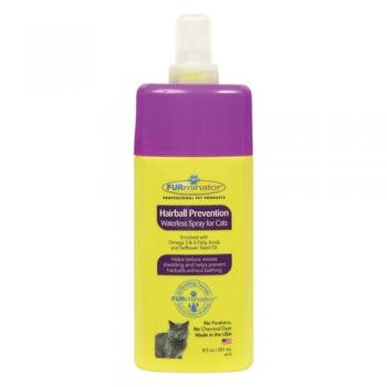 Furminator Spray Cat Hairball Prevention 250 ml
