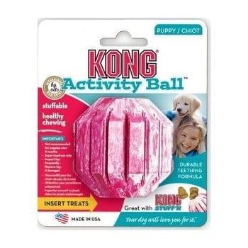 Kong Jucarie Activity Caine Minge Junior, S imagine
