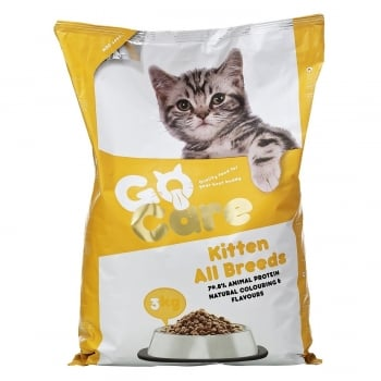 Go Care Cat Kitten 3 kg