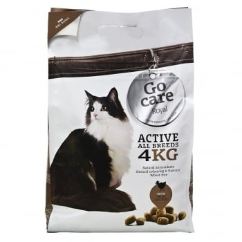 Go Care Royal Cat Activ 4 kg