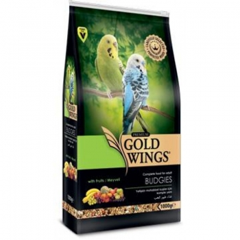 Hrana Perusi Gold Wings Premium, 1 kg