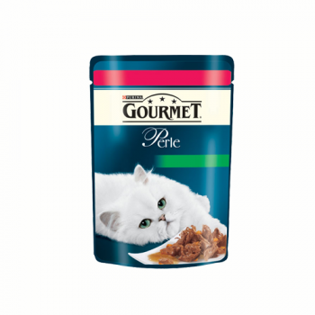 Gourmet Perle Carne Si Morcovi 85 G