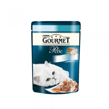 Gourmet Perle Duo Peste Oceanic si Ton  85 g