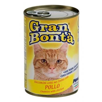 Conserva pentru pisici Gran Bonta cu Pui 400 g