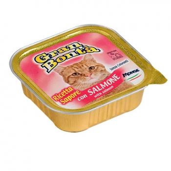 Pate Gran Bonta cu Somon, 100 g
