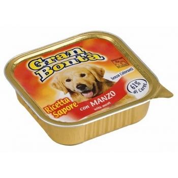 gran Bonta Dog Pate Cu Vita,150 g imagine