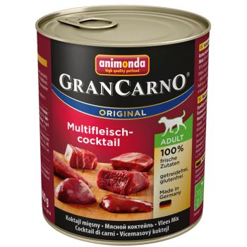 Grancarno Adult Cocktail Carne 800 grame