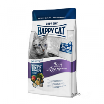 Happy Cat Supreme Best Age +10 300 g