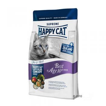 Happy Cat Supreme Best Age +10 4 kg