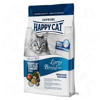 Happy Cat Supreme Adult Large Breed 4 kg