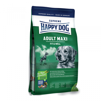 Happy Dog Fitt & Well Adult Maxi  4 kg
