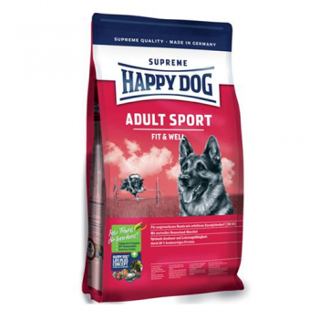 Happy Dog Fitt & Well Adult Sport 4 Kg