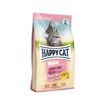 Happy Cat Minkas Junior Care, 10 kg imagine