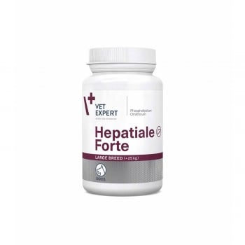 Hepatiale Forte Large Breed 550 mg, 40 tb