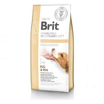 Brit Grain Free Veterinary Diets Dog Hepatic 2 kg