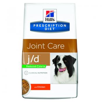 Hill's PD Canine j/d Reduced Calorie - Probleme Articulare, 4 kg imagine