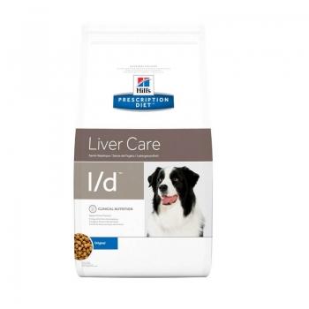 Hill's PD Canine l/d Probleme Hepatice, 5 kg