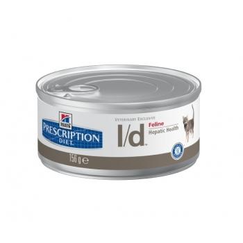 Hill's PD Feline l/d - Probleme Hepatice - Mousse 156 g