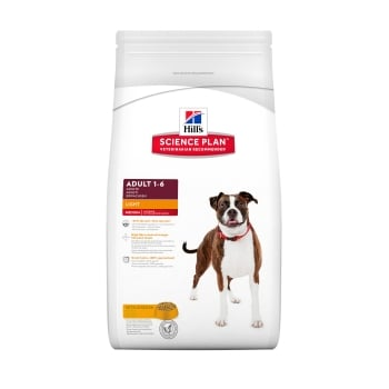 Hill's SP Canine Adult Light cu Pui, 3 kg