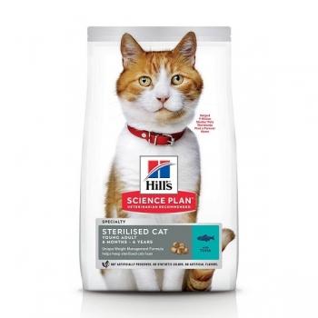 Hill's SP Feline Young Adult Sterilised Ton, 15 Kg imagine