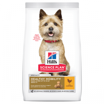 Hill's SP Canine Adult Healthy Mobility Small & Miniature Pui, 300 g imagine