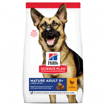 Hill's SP Canine Mature Large Breed Pui, 2.5 Kg imagine