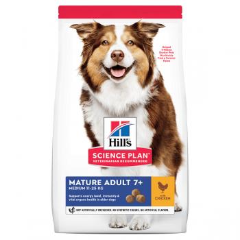 Hill's SP Canine Mature Medium Pui, 2.5 Kg imagine