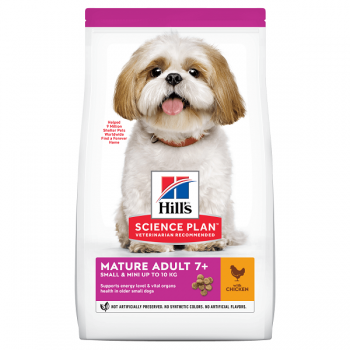 Hill's SP Canine Mature Small & Miniature Pui, 3 Kg imagine